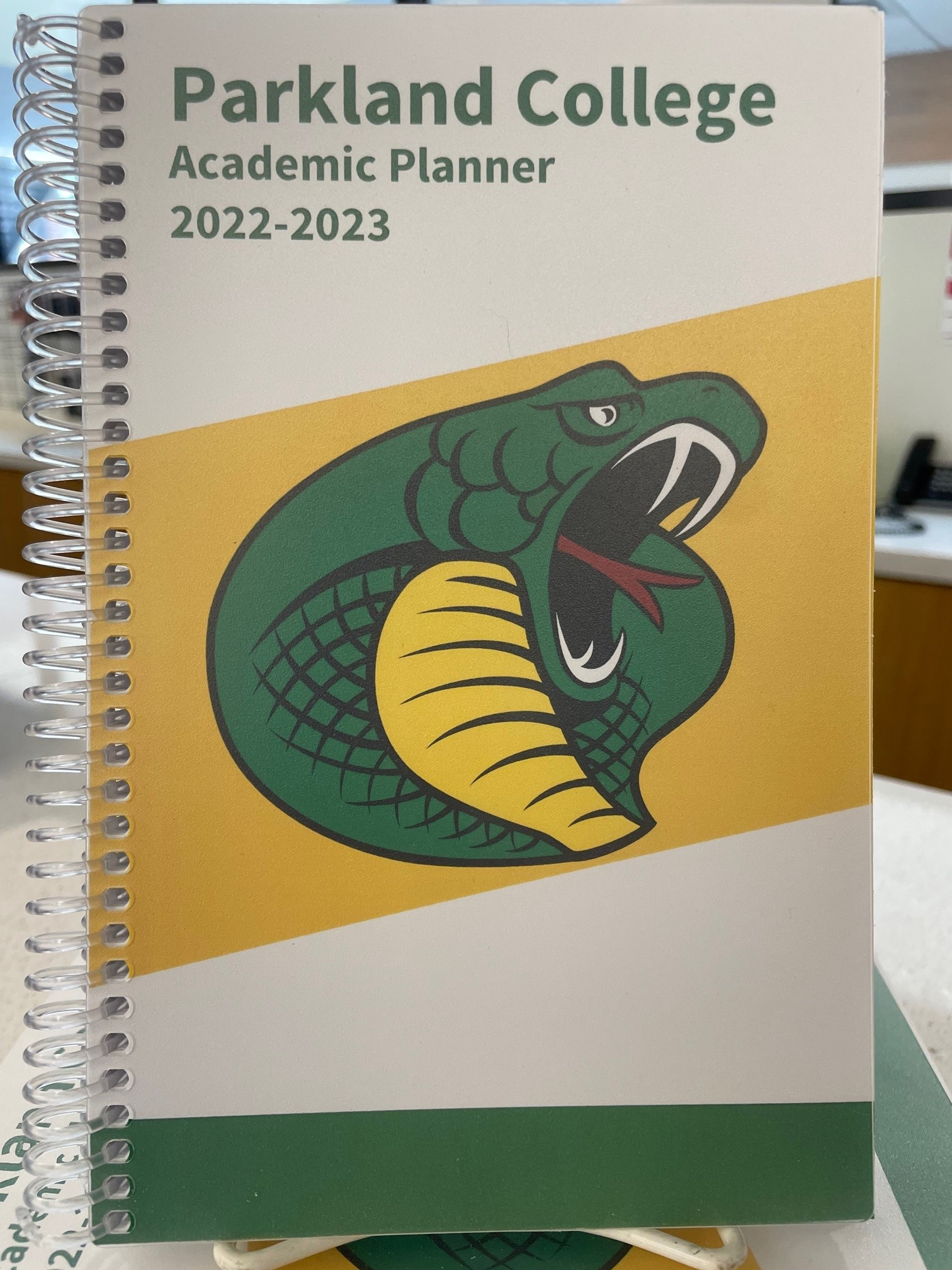 Purchase the Parkland Planner